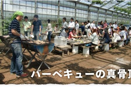 Benkeikaju Obstgärten (Miyaji Schein BBQ)
