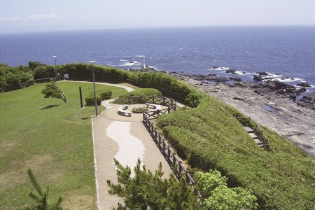 Le parc Jogashima