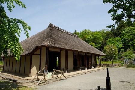 향토 민가원(야마토 이즈미노모리 공원 소재)