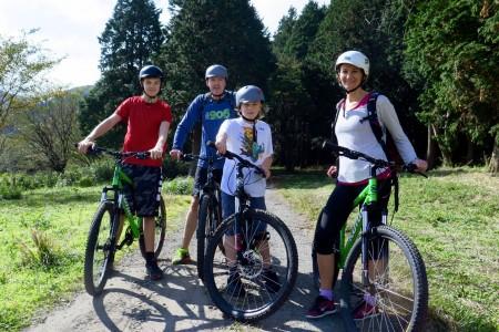 箱根山地自行車之旅