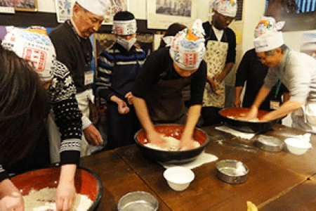 Matsumotokan (Lớp học nấu mỳ Soba)