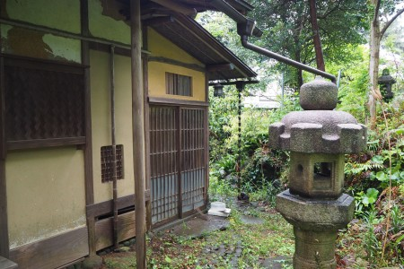 旧松本剛吉別邸・茶室「雨香亭」