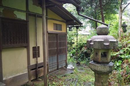 Villa de Gokichi Matsumoto, Maison de thé Ukou