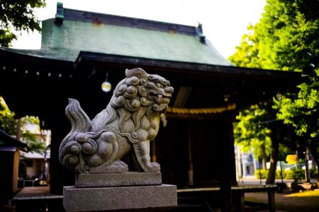 Machiya Shrine