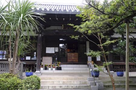 Le temple Jorakuji(Mangadera)