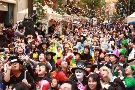 Halloween KAWASAKI