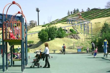 Le parc Nakai Chuo