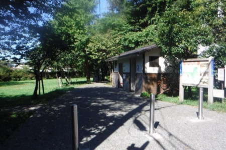 蘆花記念公園