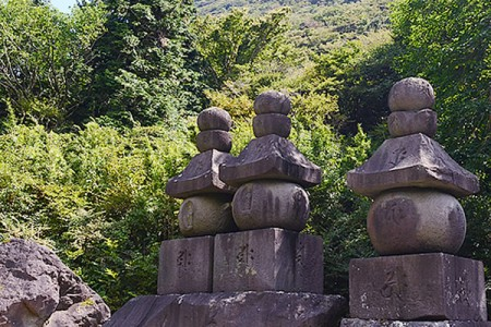 Graves of Soga Brothers & Tora Gozen
