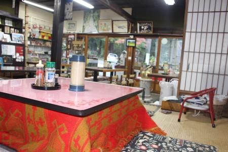 十八丁目茶屋賣店