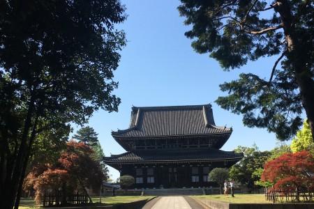 Sōji-ji Tempel Sandō