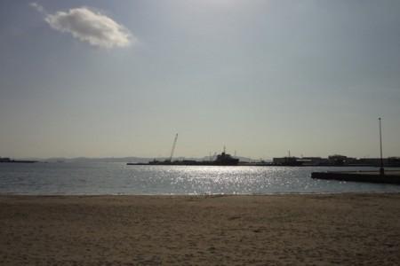 Kurihama Hafen