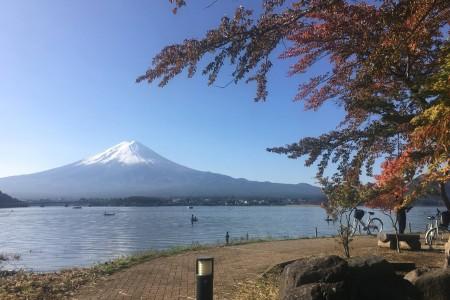 ทะเลสาบคะวะงุชิ