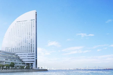L'hôtel InterContinental Yokohama Grand