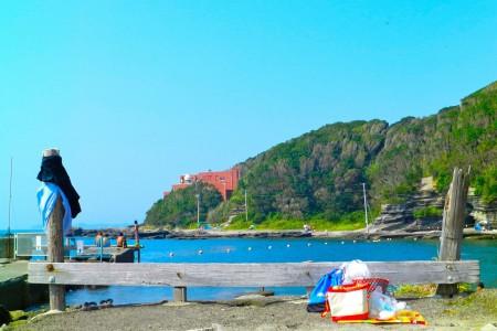 La plage Araihama Kaigan
