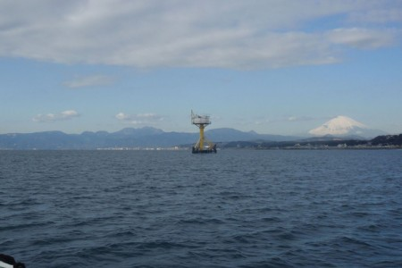 Hiratsuka Offshore Experiment Tower (University of Tokyo Ocean Alliance)