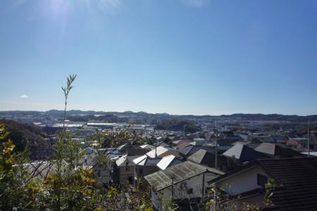 가나자와 길(가나자와 구「하이킹 코스」에서)
