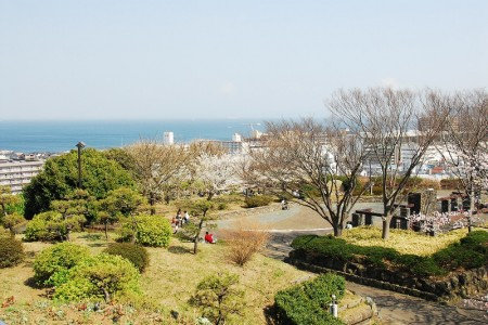Yokosuka Zentralpark