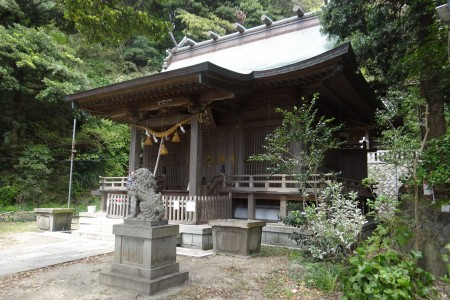 Amanawa Shinmei Shrine