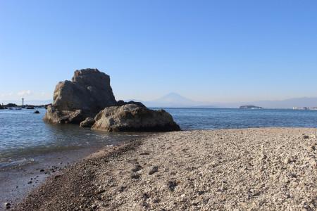 真名瀨海岸