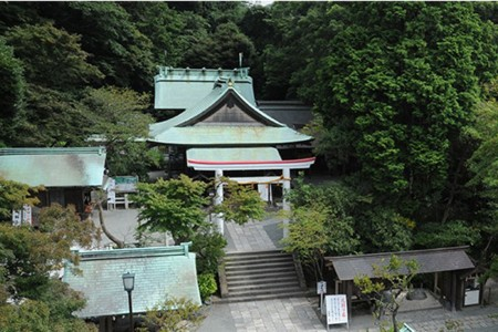 Kamakura-gu shrine