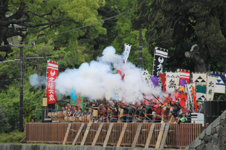 Festival Odawara Hōjō Godai