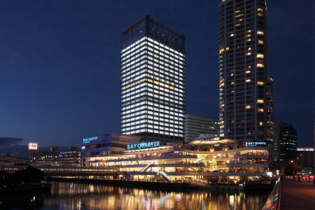 Yokohama Bucht Viertel