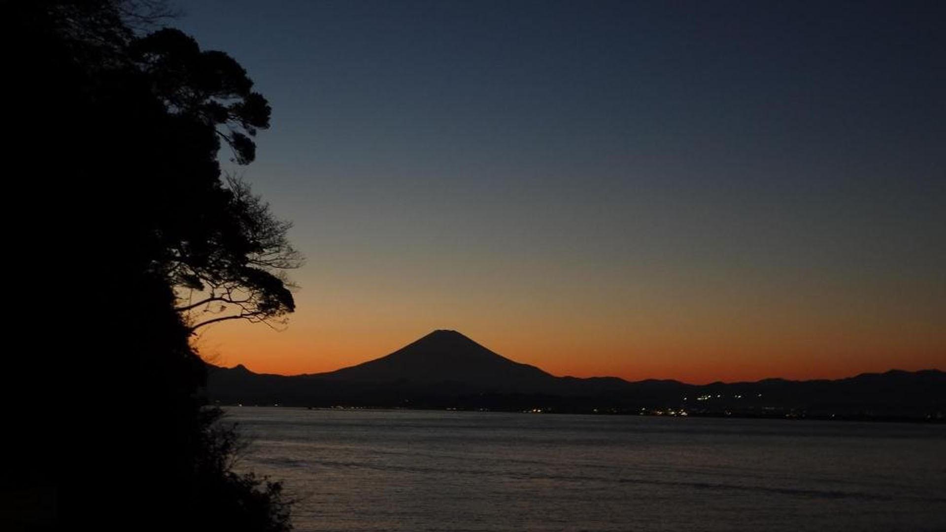 Fuji Aussichtspunkt in Enoshima