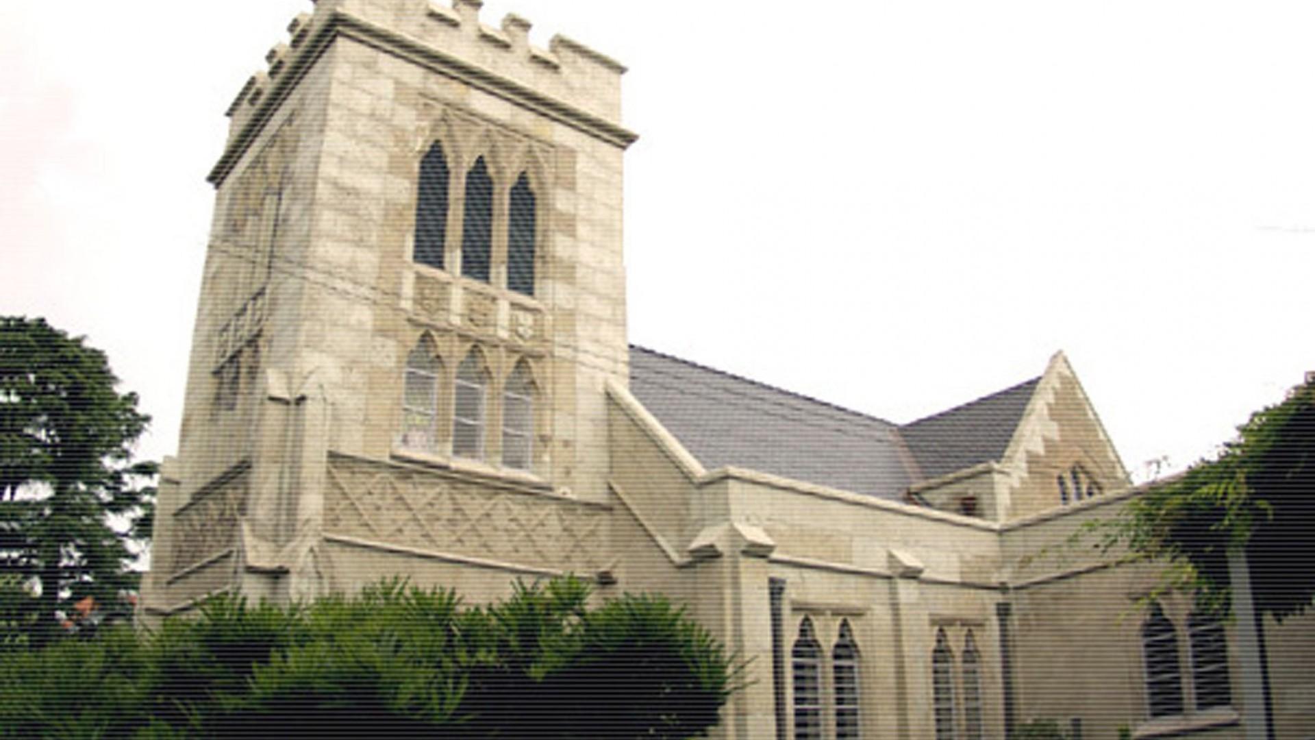 横浜山手聖公会(Yokohama Christ Church)