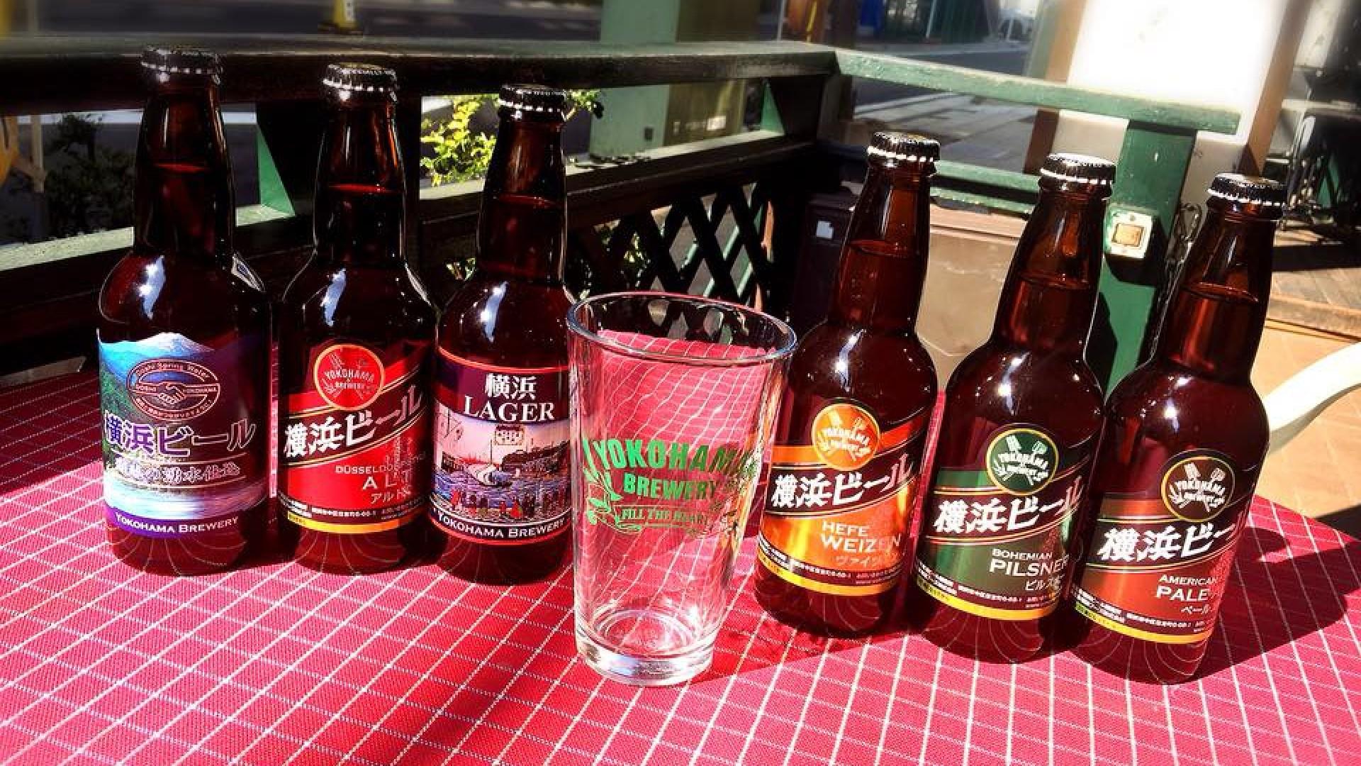 Yokohama Brauerei Umaya no Shokutaku