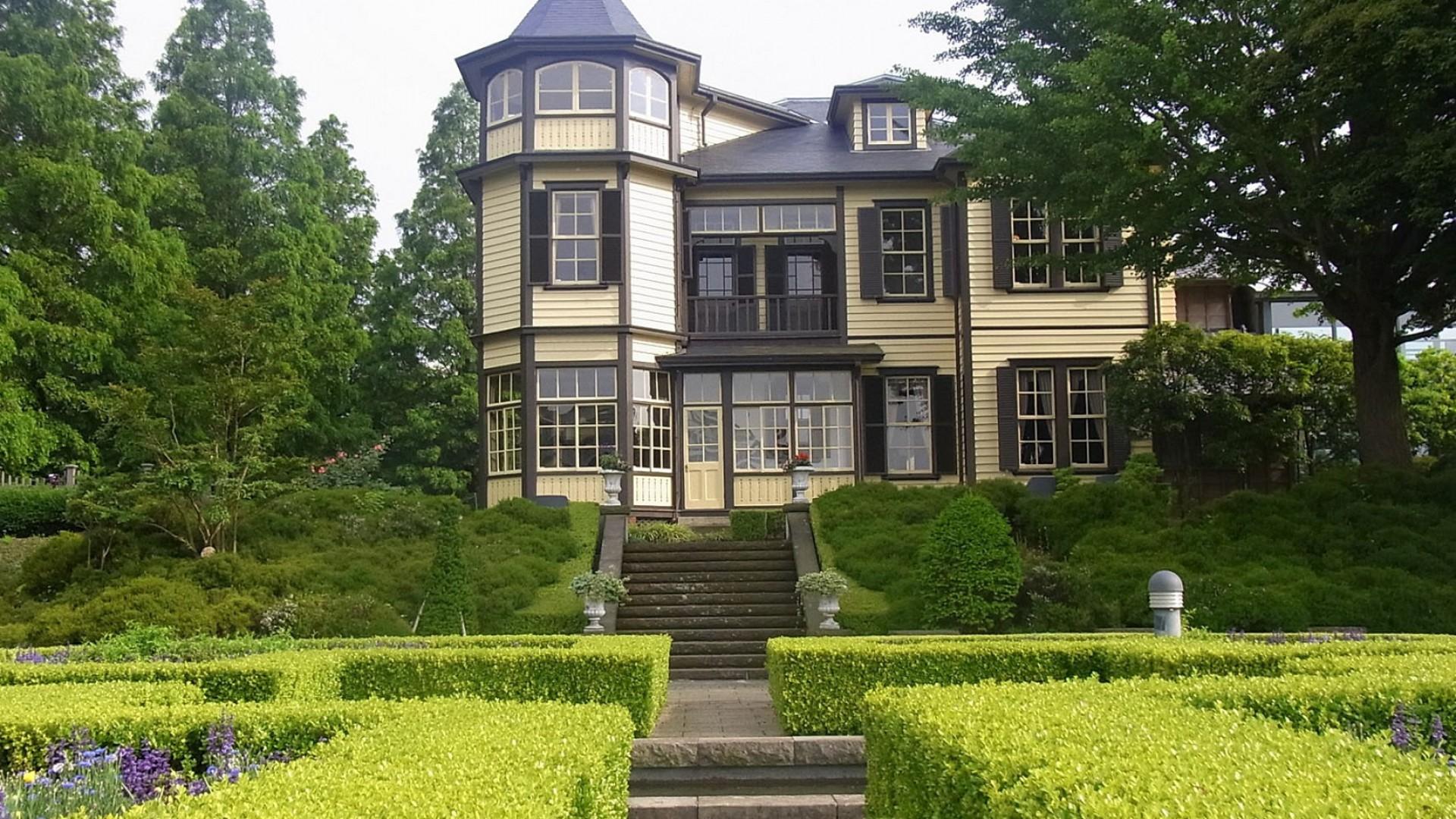 Nhà ở của một nhà ngoại giao