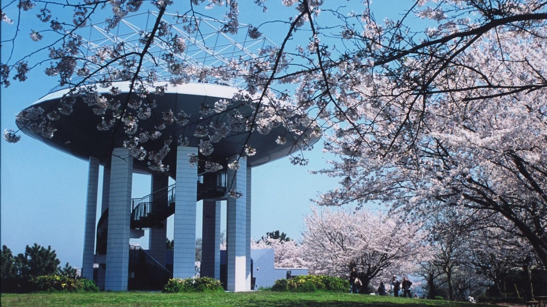 野島公園展望台