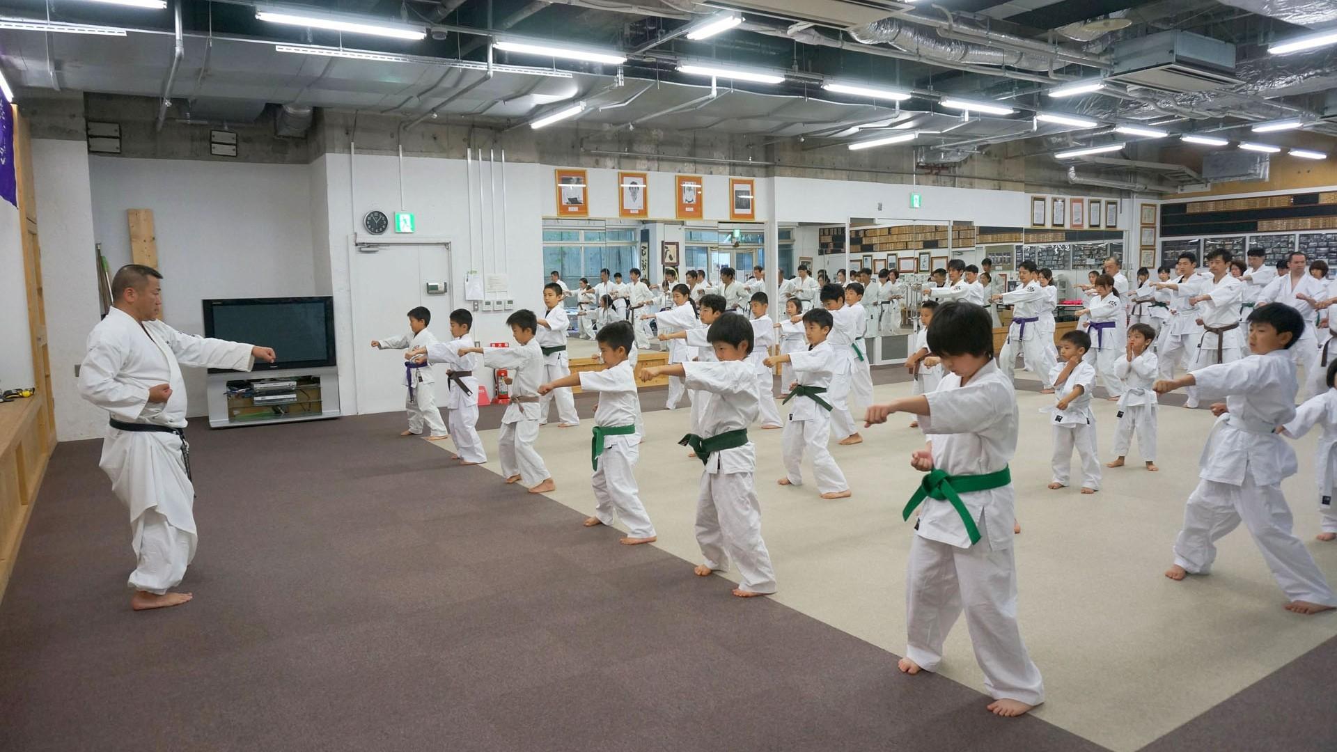 Shorinji Karate-do Renshinkan   Kanto Region Hauptsitz   Budo Karate   Imai Dojo