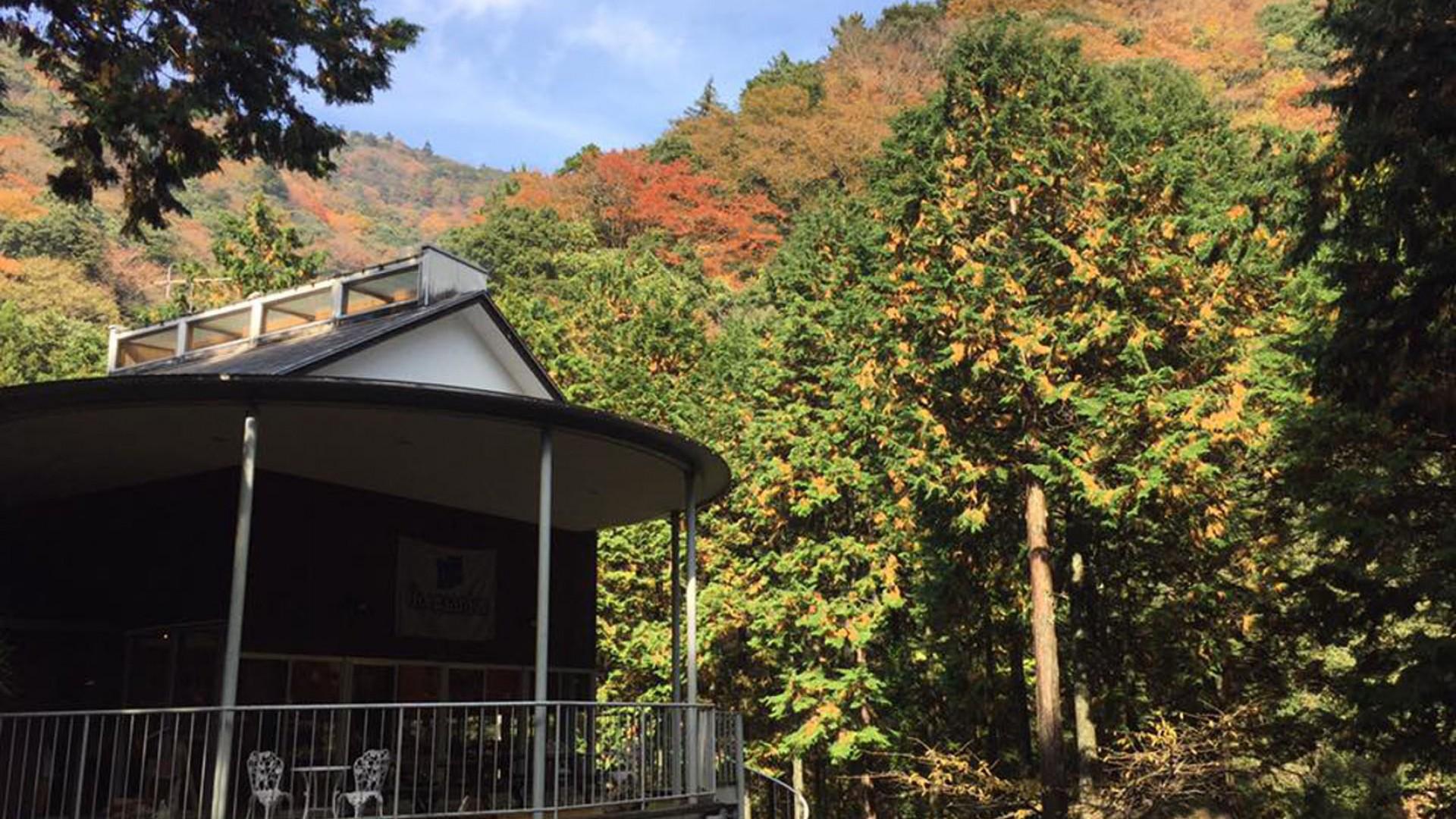 KURHAUS山小屋(温泉沐浴)