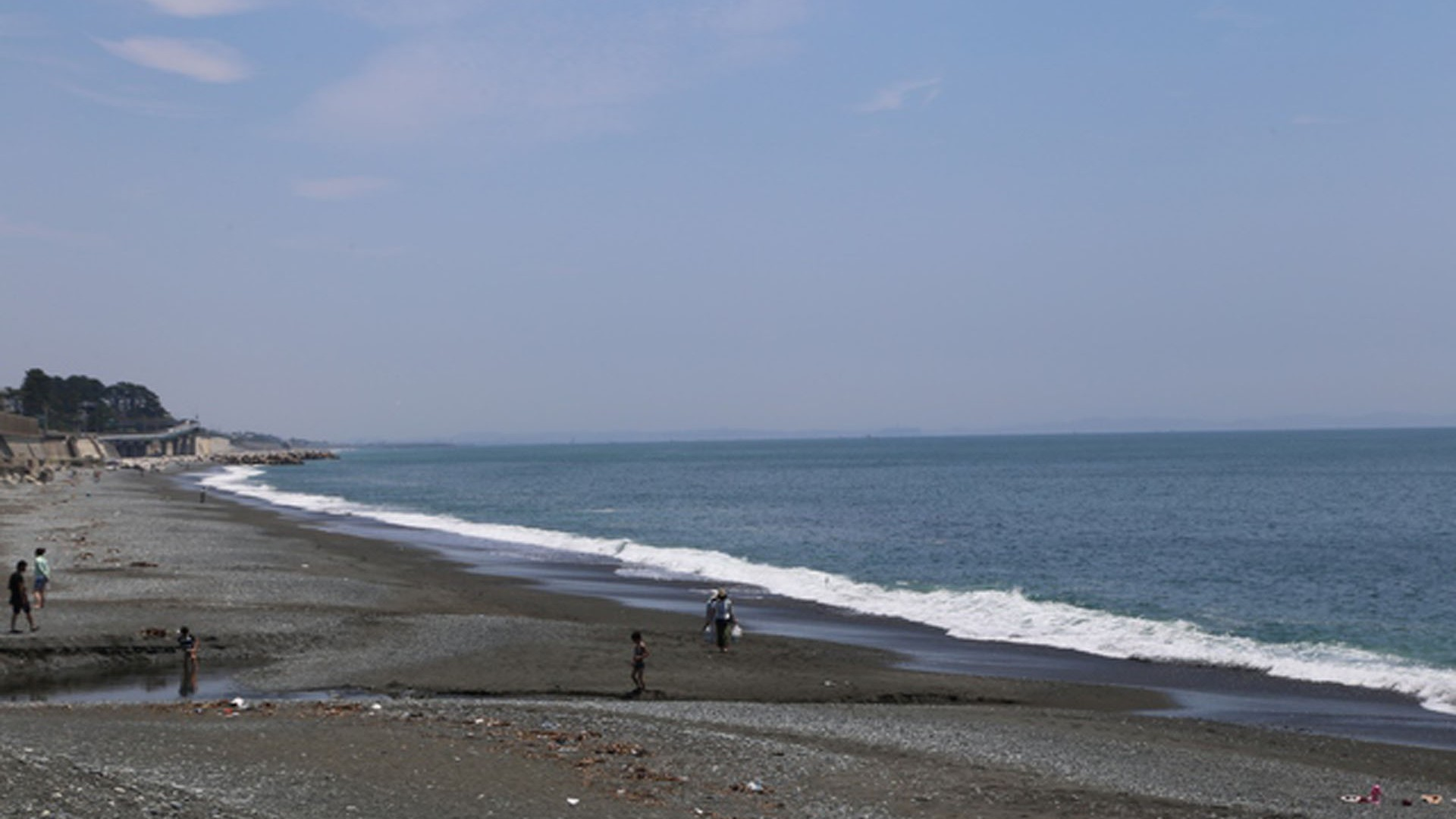 Pêche à la senne à Umezawa Kaigan