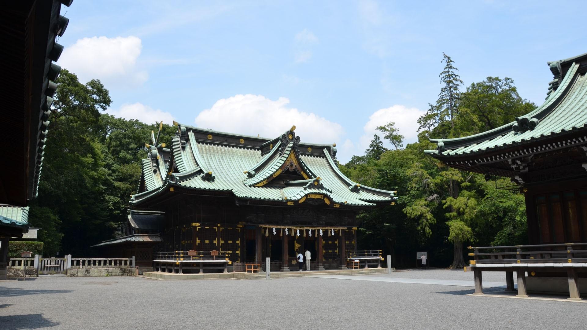 Mishimataisha Shrine