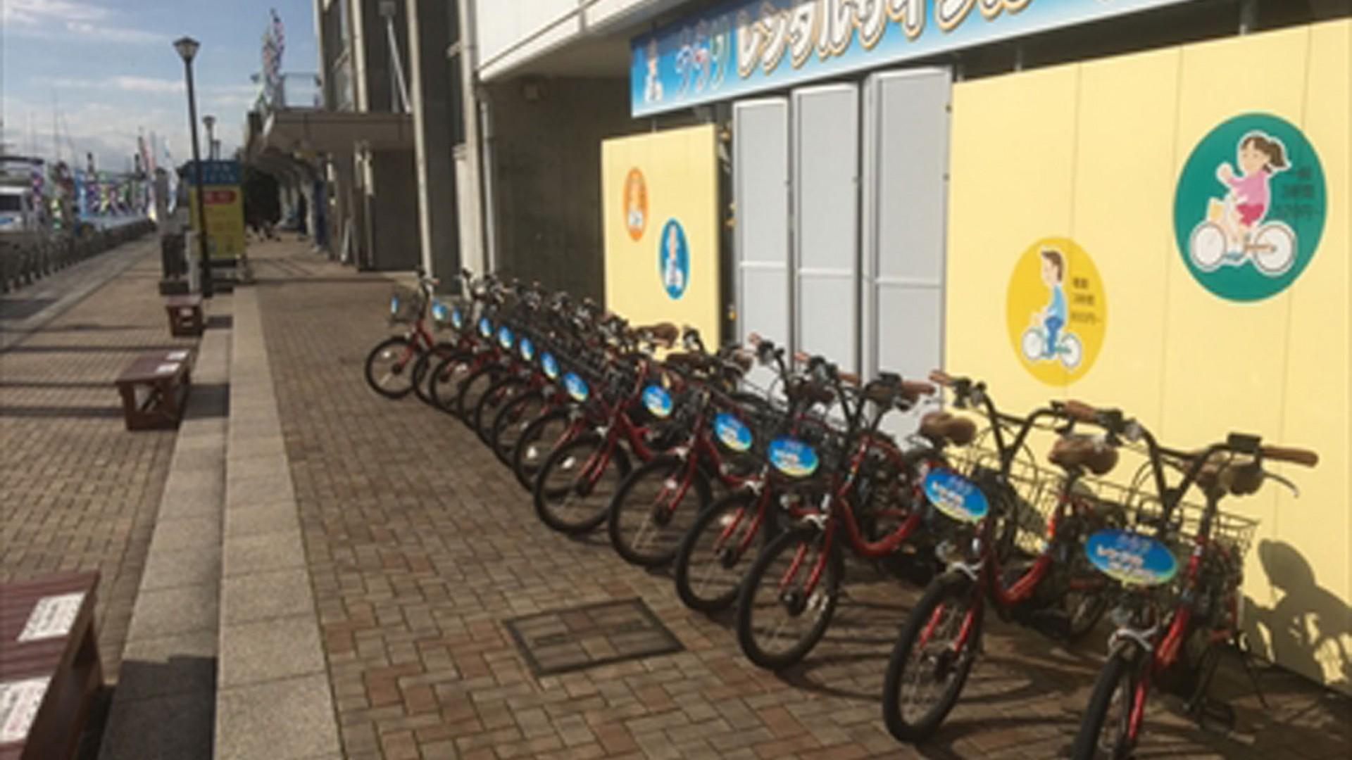 มิอุระ ไซเคิลลิ่ง (เช่าจักรยานในมิอุระ)