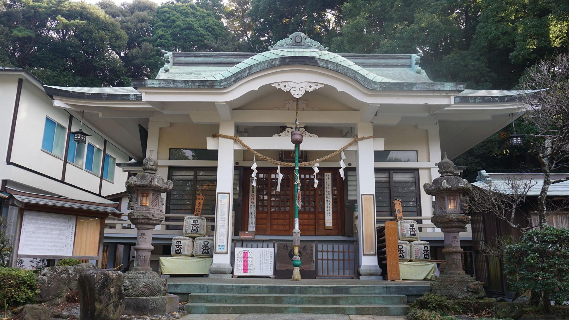 Sanctuaire Kibune