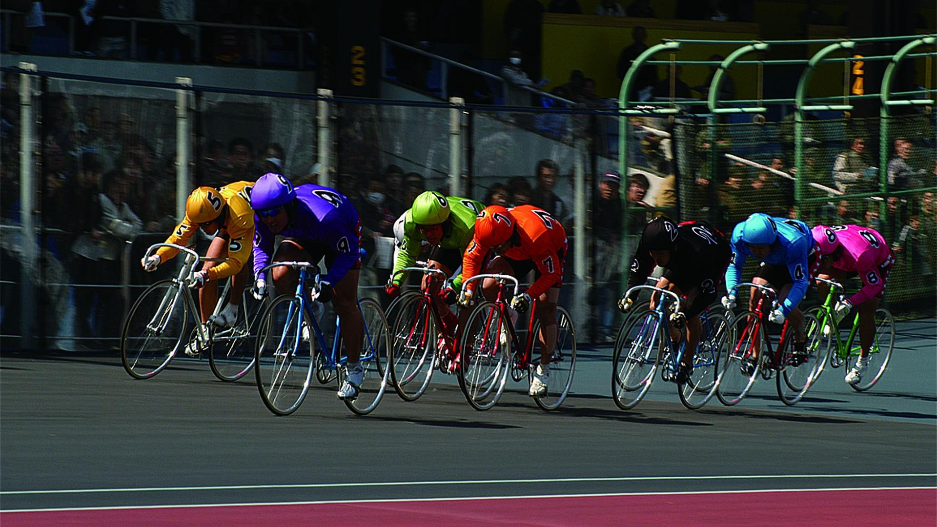 Cyclisme sur piste à Hiratsuka