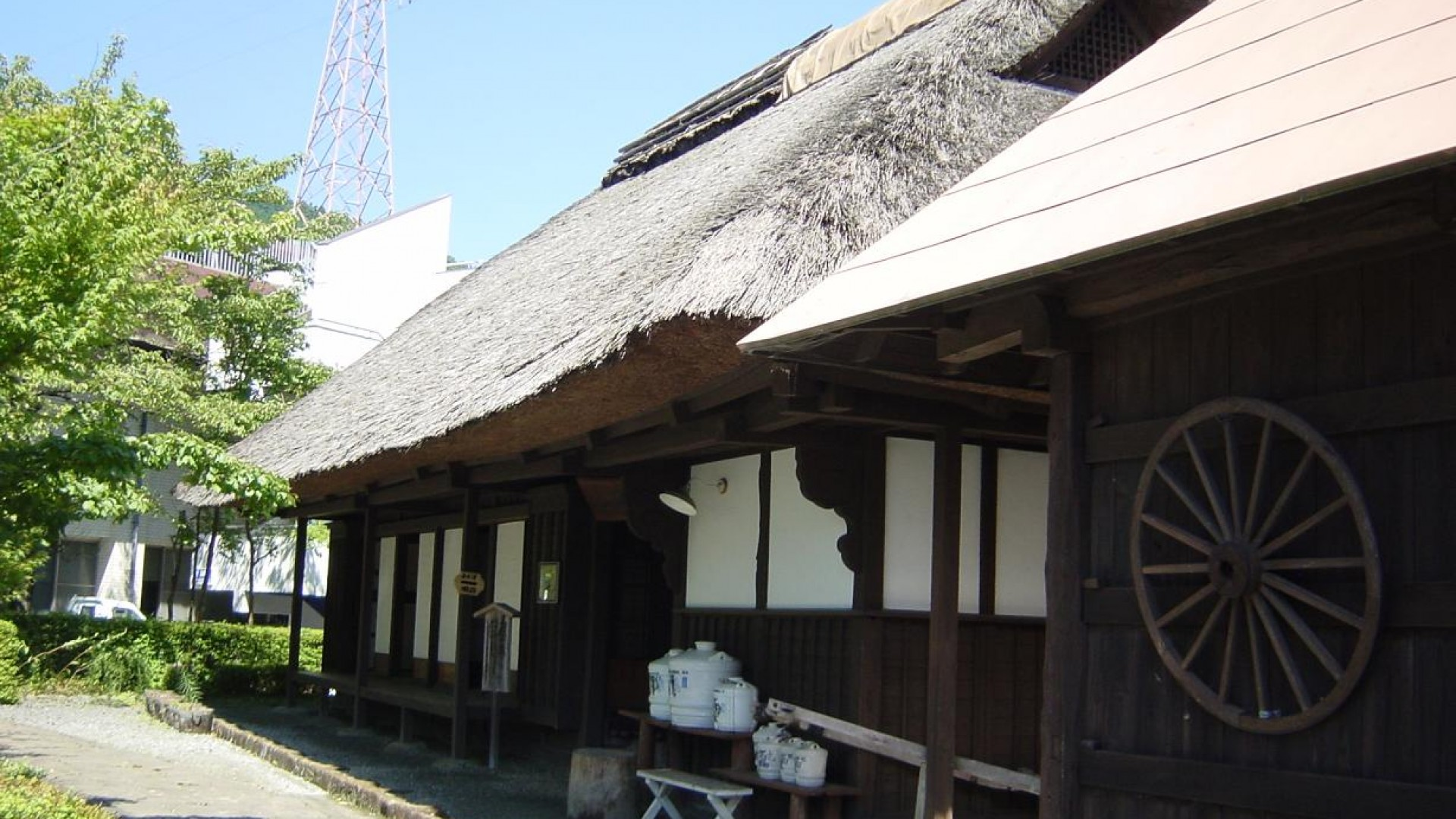 Tanzawa See Gedächtnismuseum Miho No Ie