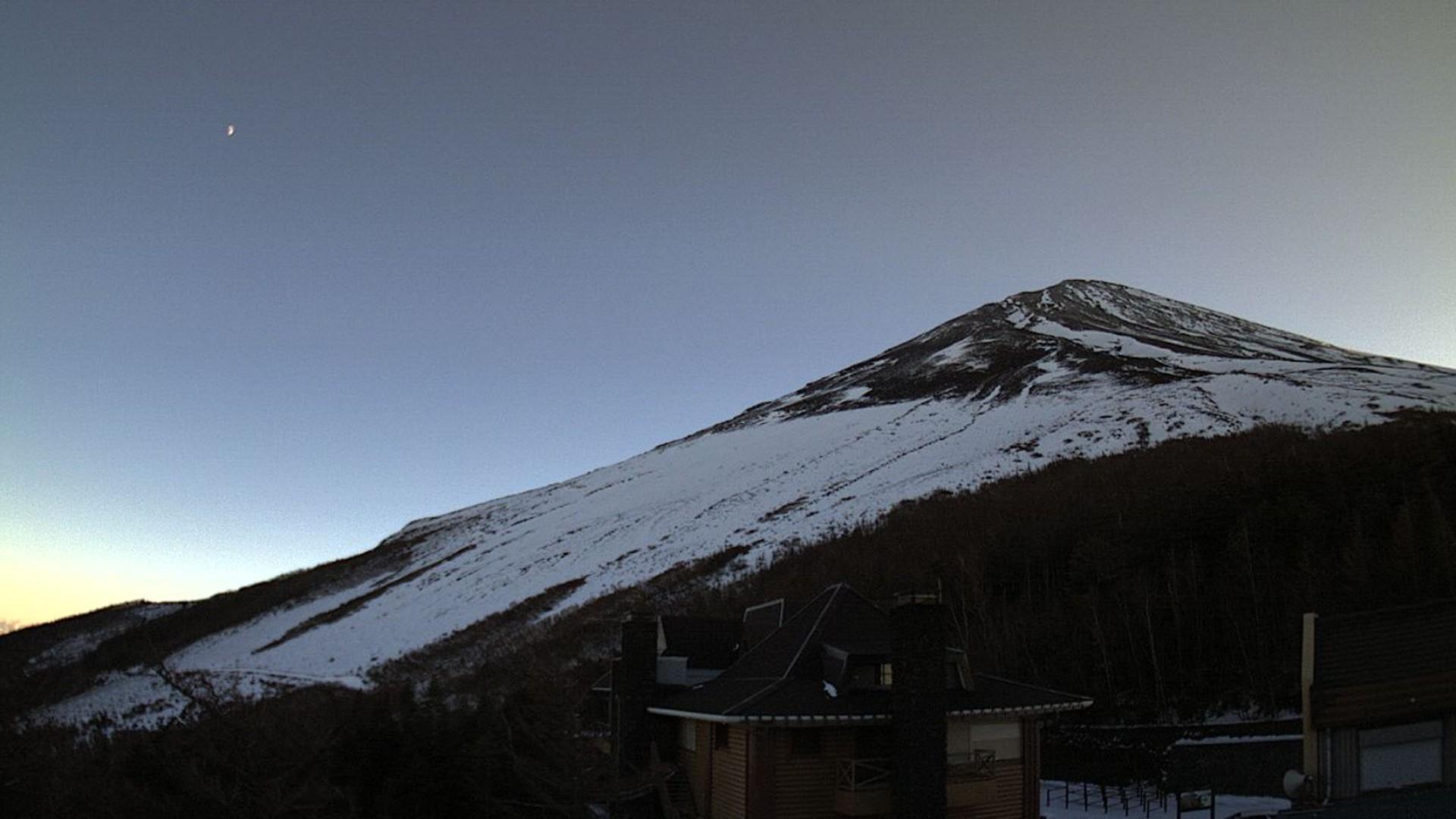 """La cinquième station du chemin """"Mt Fuji Subaru Line"""""""