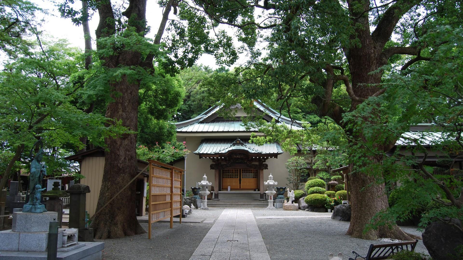 Joukou-ji Temple