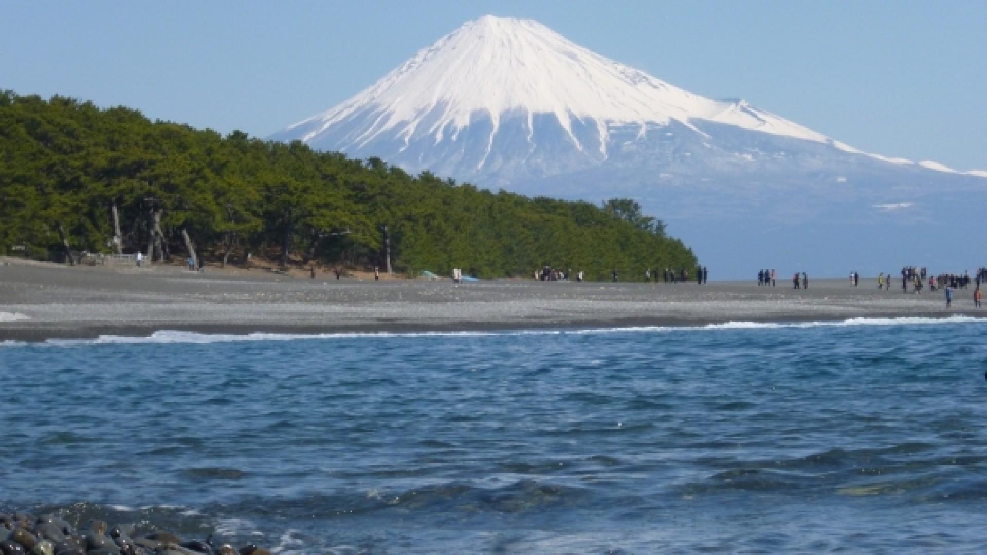 Miho no Matsubara (Miho Pine Grove)