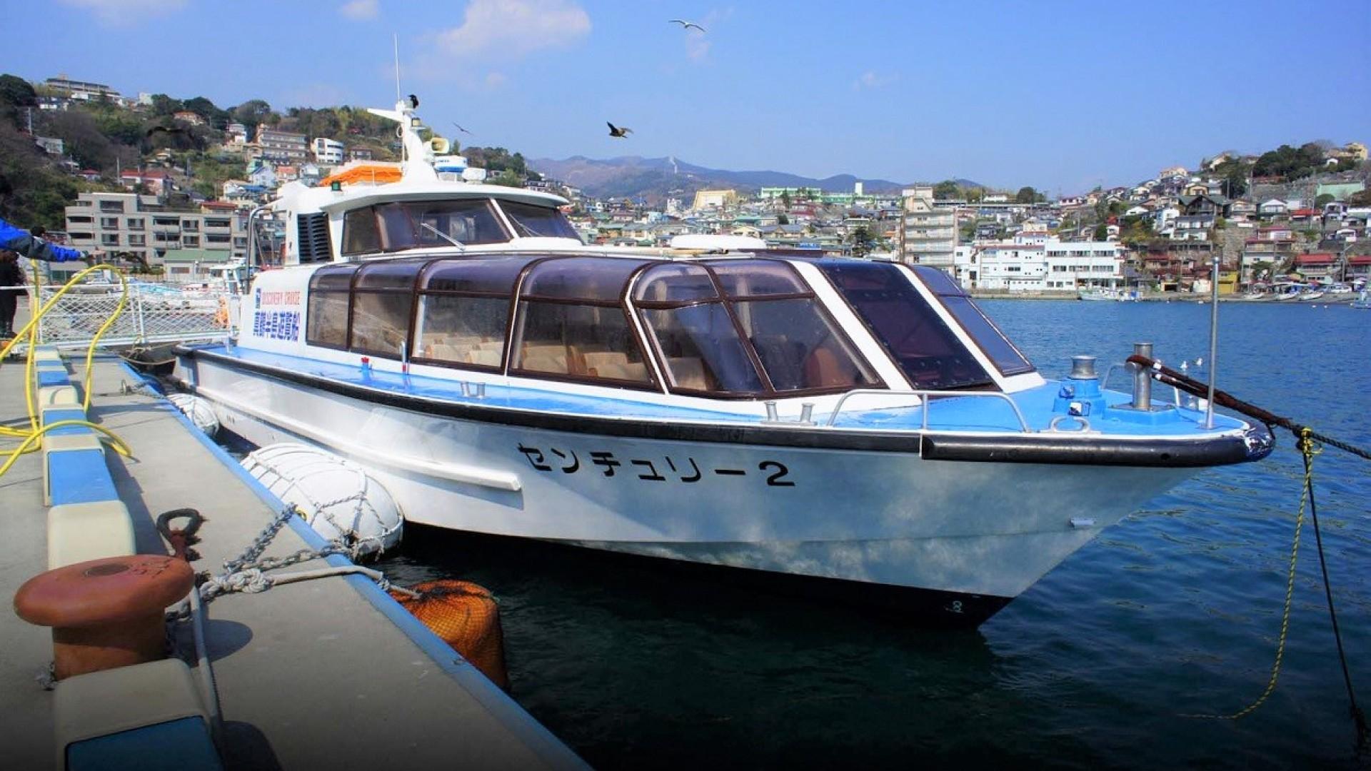 真鶴半島遊覽船