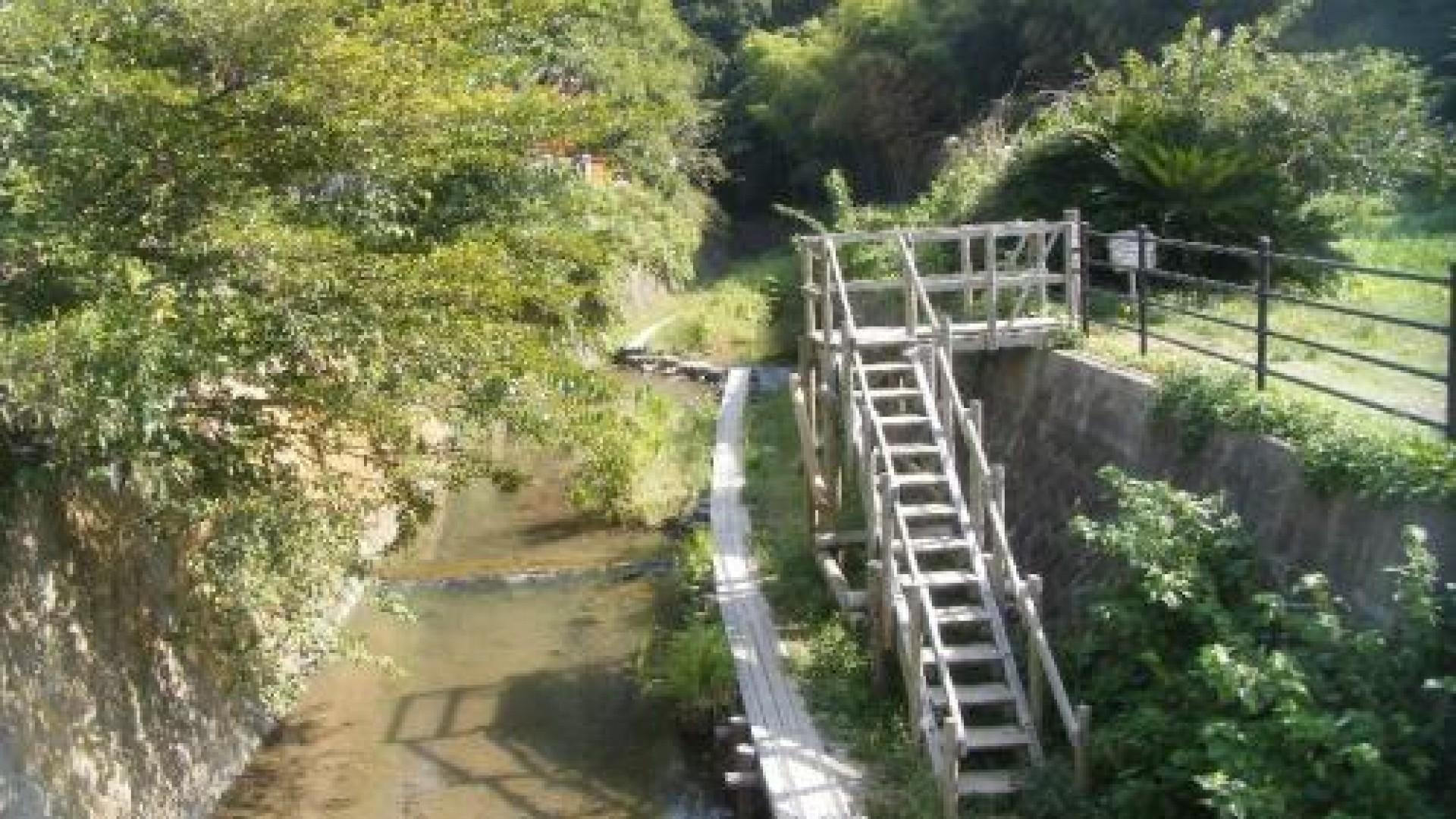 前田川步道