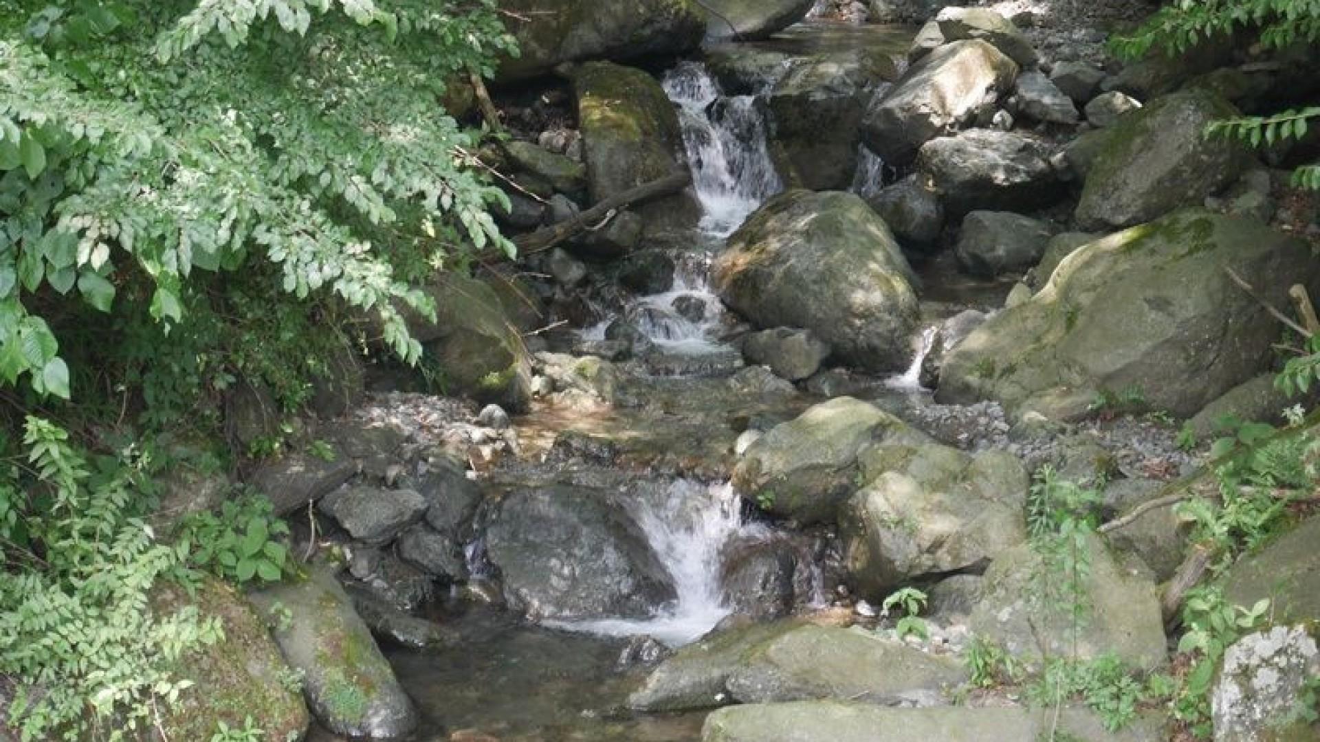 Kuzuha-no-ie (Kuzuha Canyon)