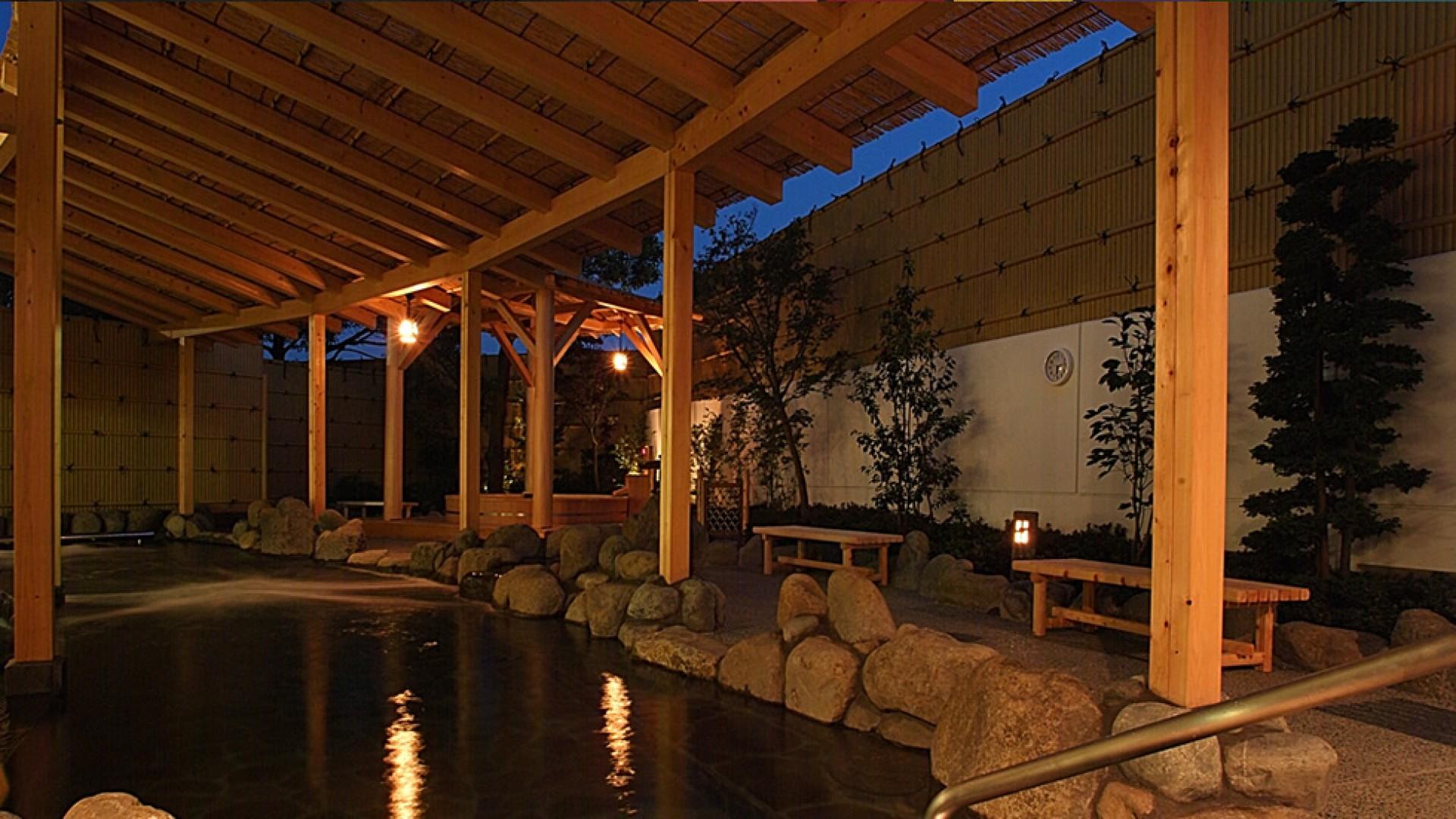 Suối nước nóng Yugawara, Manyo-no-Yu, Hadano