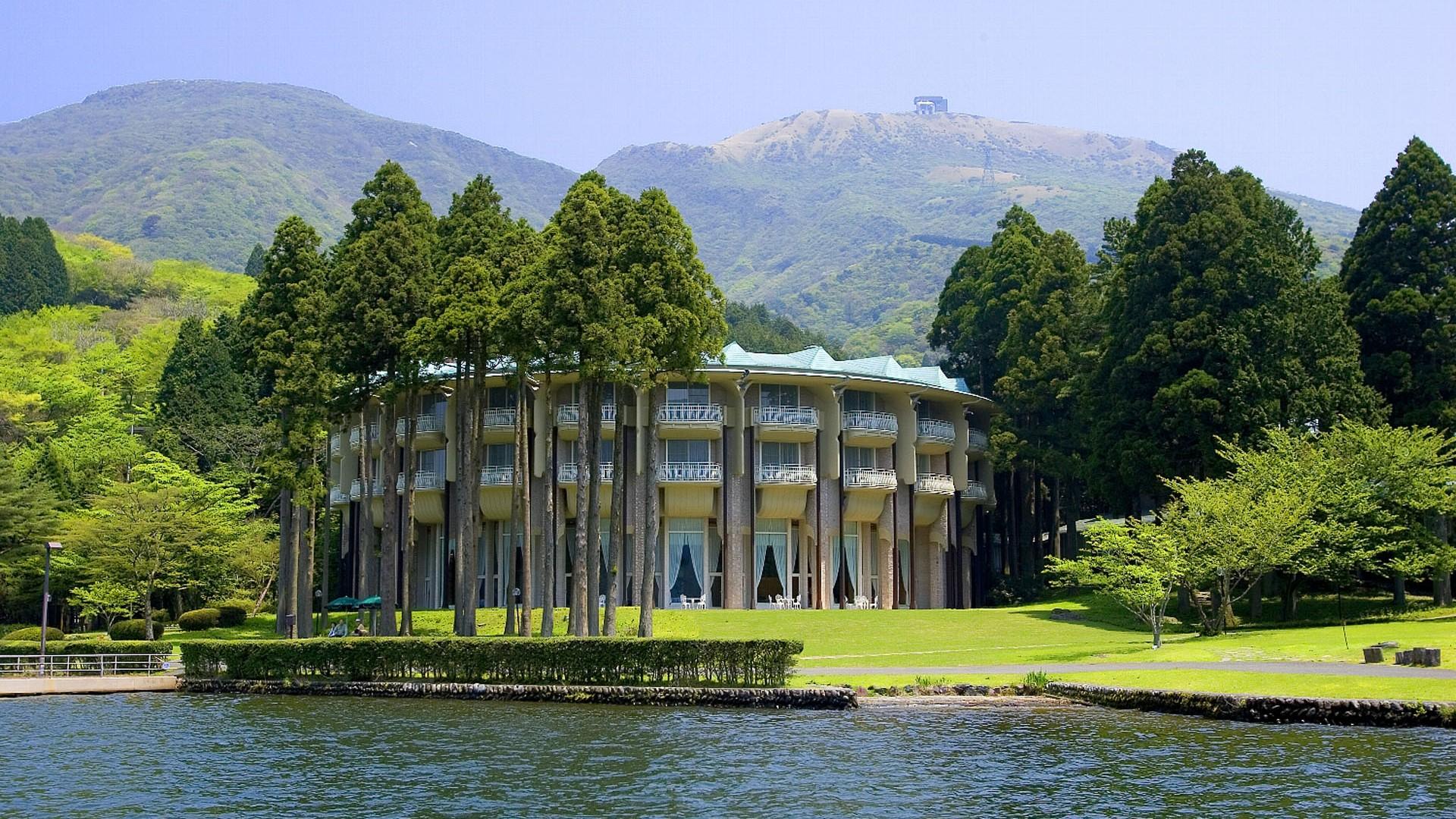 箱根王子芦之湖