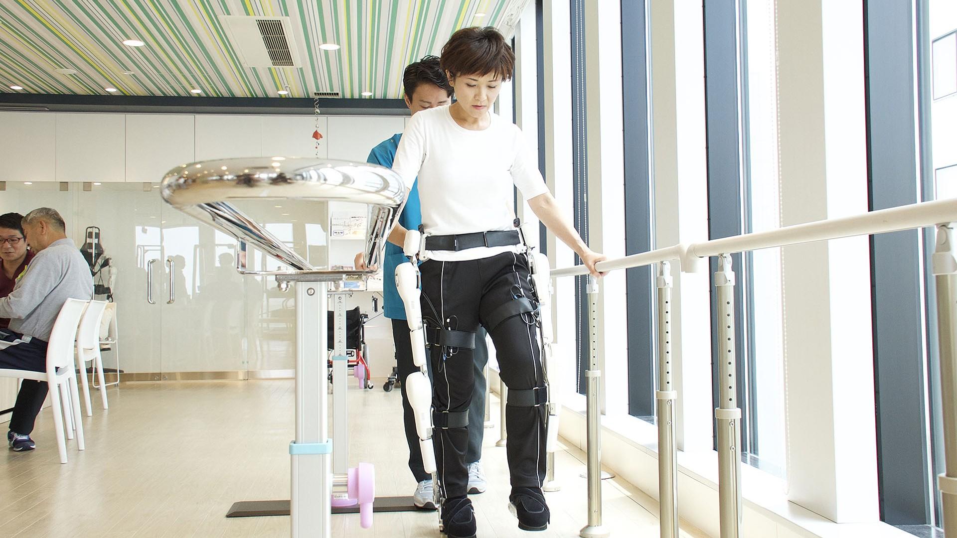 Centre de soin de robot