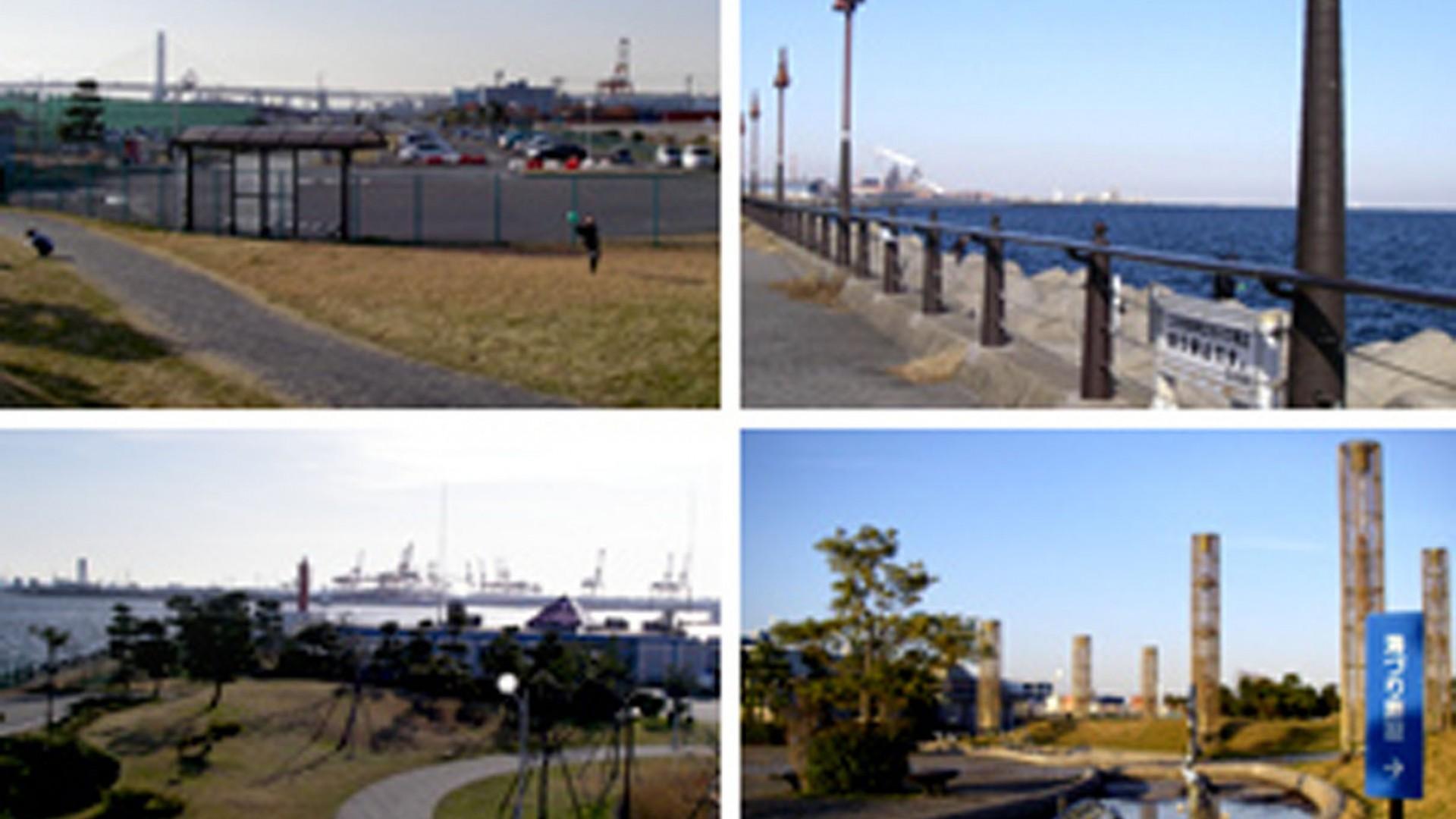 Daikoku Sea Fishing Facility